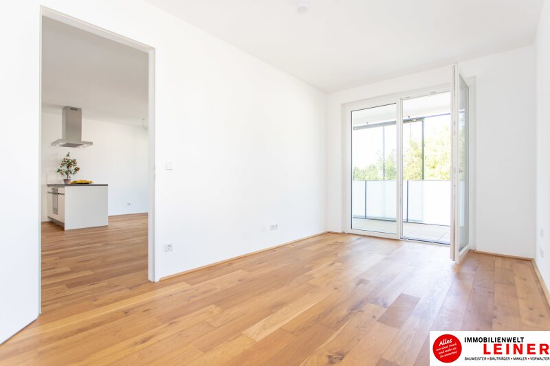 *UNBEFRISTET* 14 m² Terrasse * Schwechat - 2 Zimmer Mietwohnung im Erstbezug mit großer Terrasse Objekt_9214 Bild_581