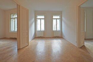 Weimarer Strasse   3-Zimmer-Altbauwohnung beim Schubertpark