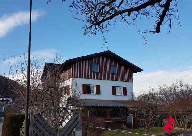 3-Zi-Wohnung mit sep. Studio