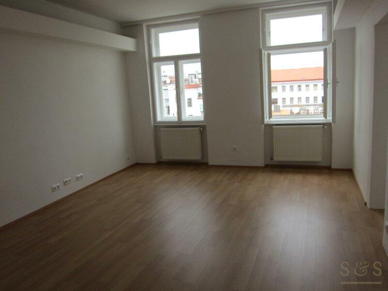 Kamarschgasse / helle 85 m2 Altbaumiete / 4. Stock ohne Lift / 2er Wg tauglich /  / 1100Wien / Bild 1