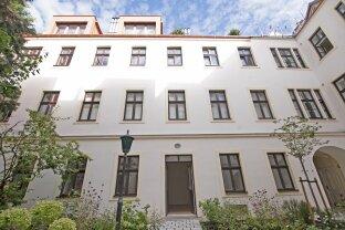 Top sanierte 82m² Hauptmiete mit Terrasse und Lift in Bestlage vom 9. Bezirk