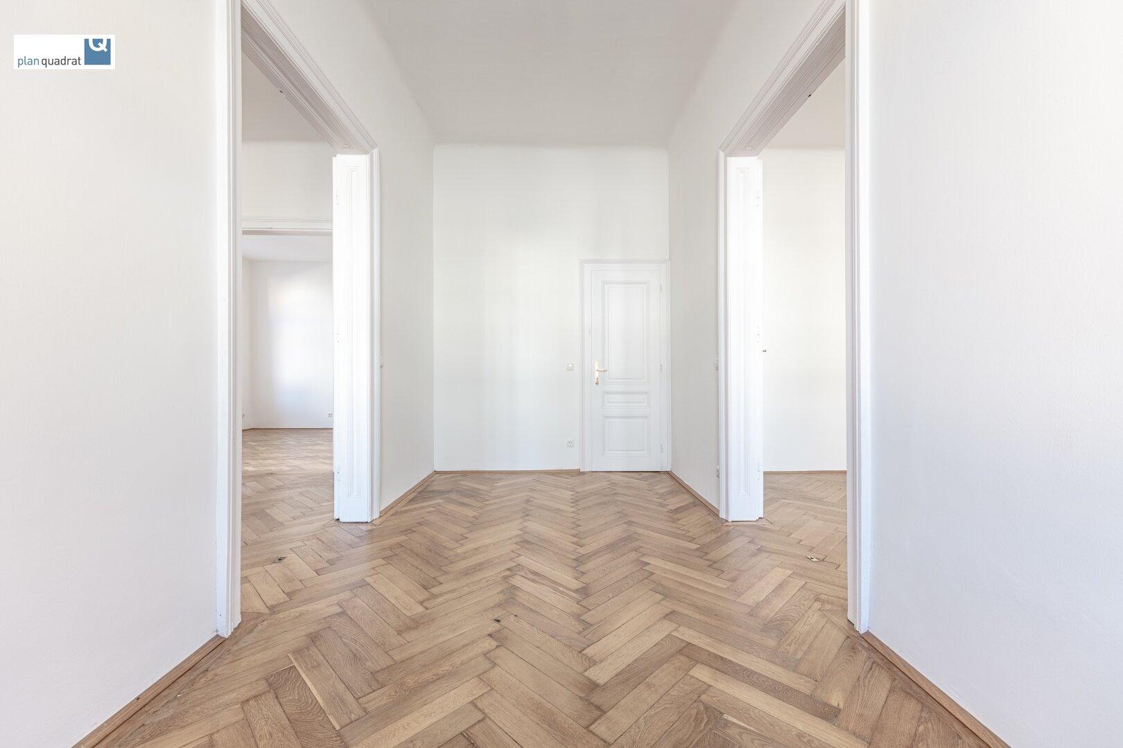 Zimmer 3 (ca. 13,70 m²)
