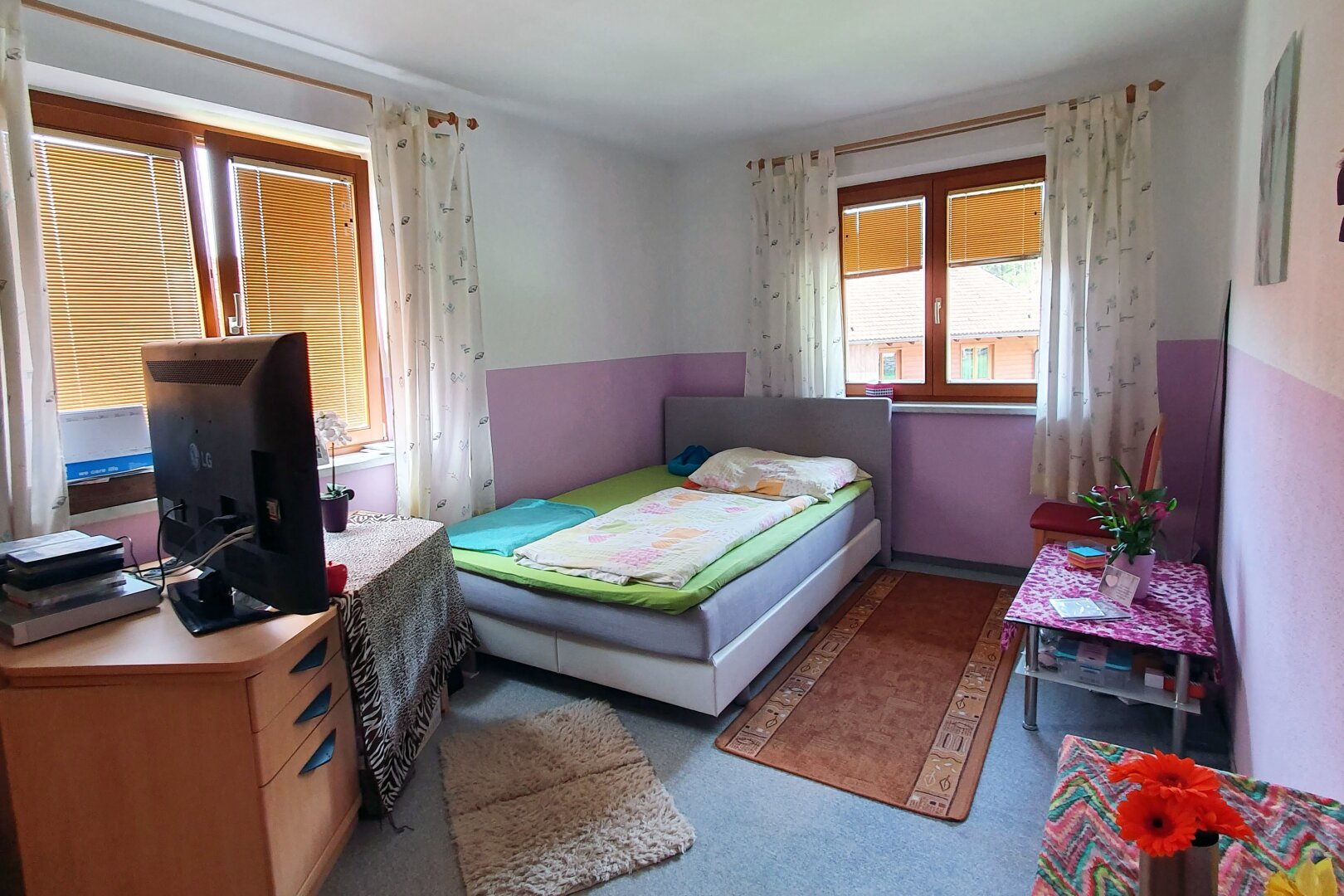 Zimmer 2, 4-Zimmer-Wohnung, Scheffau am Wilden Kaiser