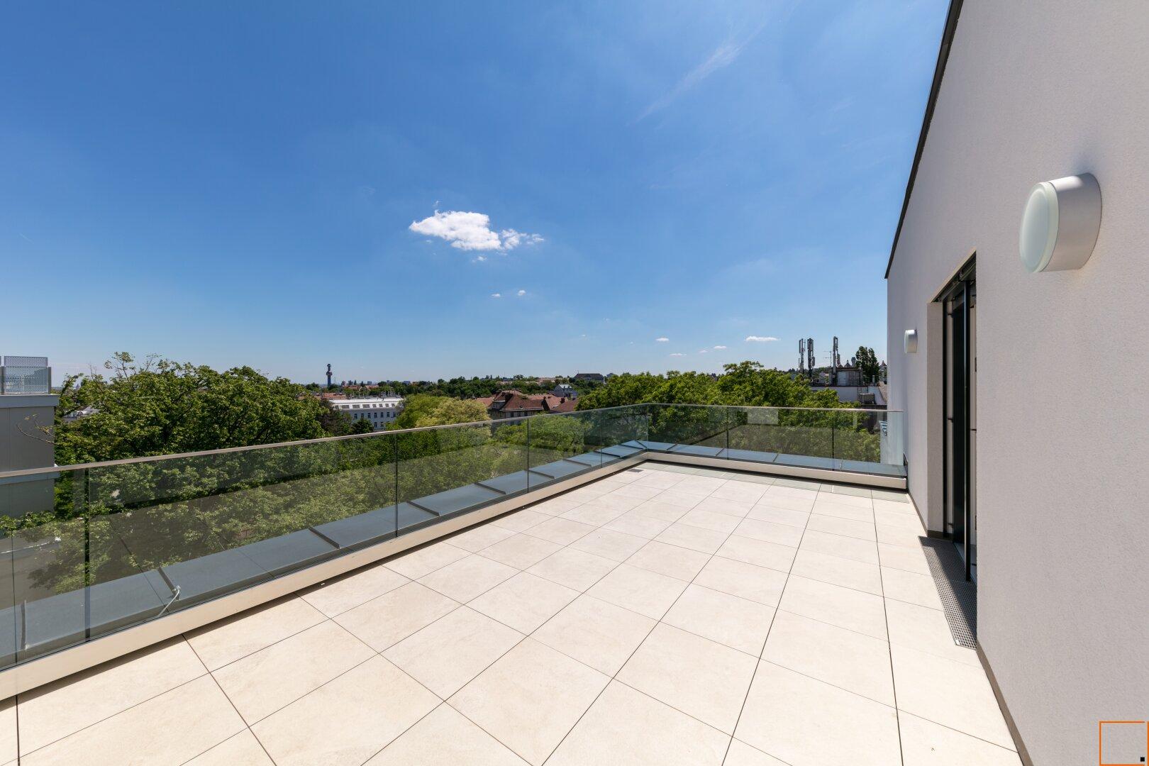 Terrasse 31,54 m²
