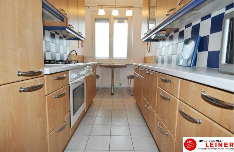 Schwechat - wunderschöne, vollmöblierte 2 Zimmer Mietwohnung mit 16m² Dachterrasse in bester Lage! Objekt_8848 Bild_803