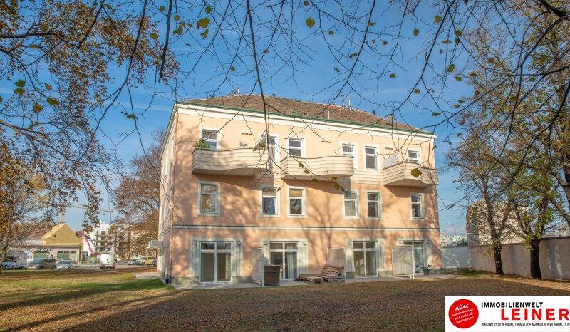 2 Zimmer Mietwohnung mit Balkon -  die besondere Art zu Wohnen in der geschichtsträchtigen Villa Mautner Markhof in Schwechat! Objekt_10016 Bild_619