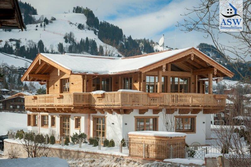 Luxuriöses Landhaus mit Indoor-Pool im Kitzbüheler Zentrum