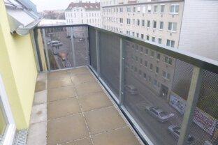 Terrassenwohnung! 2 Zimmer in Peitlgasse! Nahe Krankenhaus Ost!