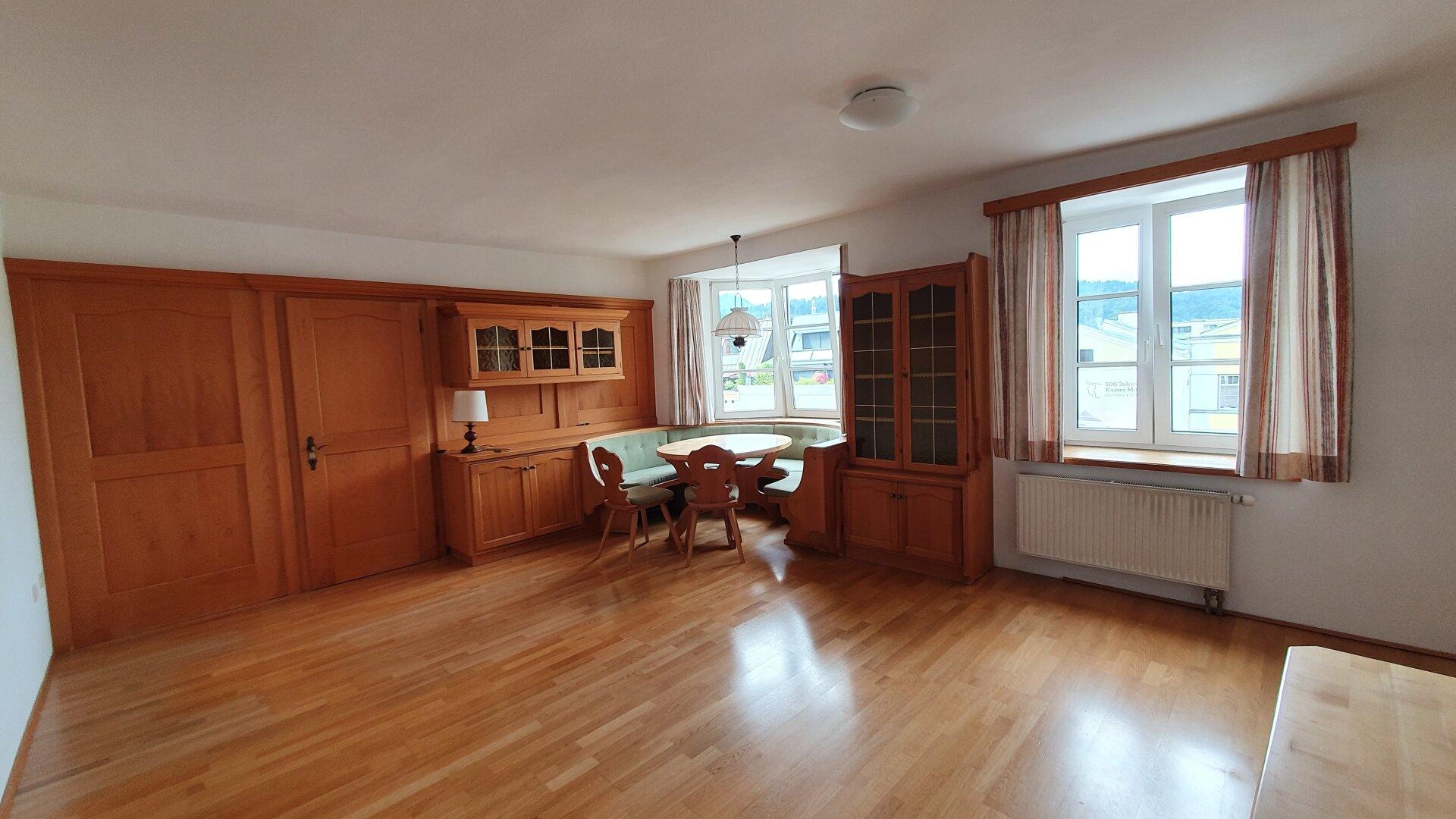 Mietwohnung Kufstein, Wohnzimmer