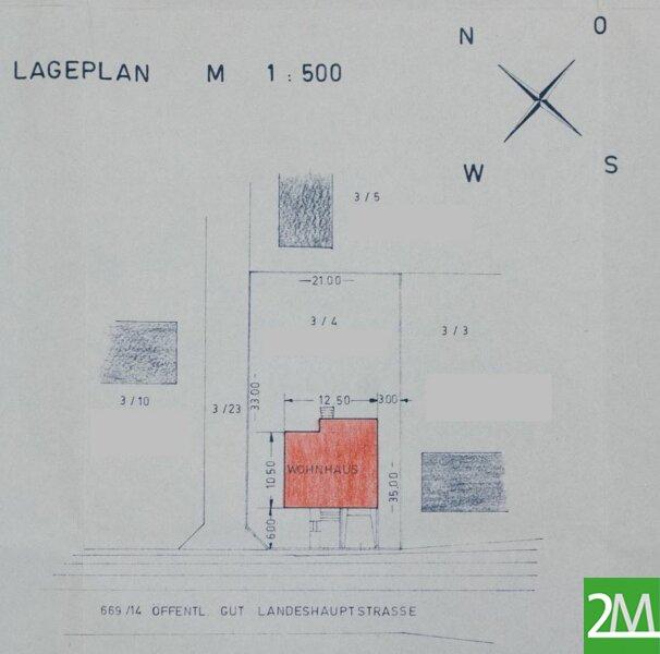 Geräumiges Einfamilienhaus nahe Stift Heiligenkreuz /  / 2532Heiligenkreuz im Wienerwald / Bild 12