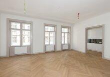 Repräsentative Altbau-Wohnung in einem wunderschönen Gebäude, U3