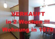VERKAUFT - Sanierungsfall light - 2 Zimmer Wohnung in Bestlage 1070