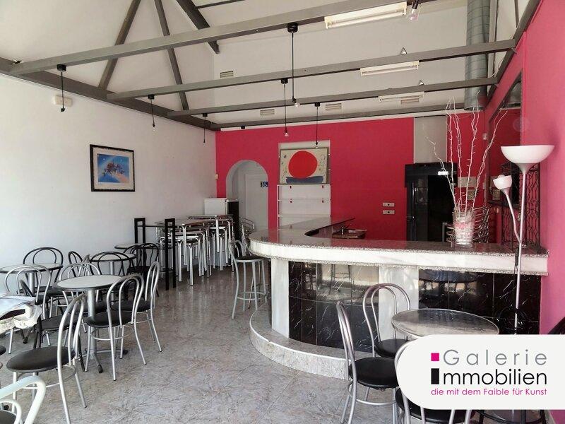 Ganzjähriger Betrieb - Cafe/Bar mit großer Terrasse - Mietkauf Objekt_31654