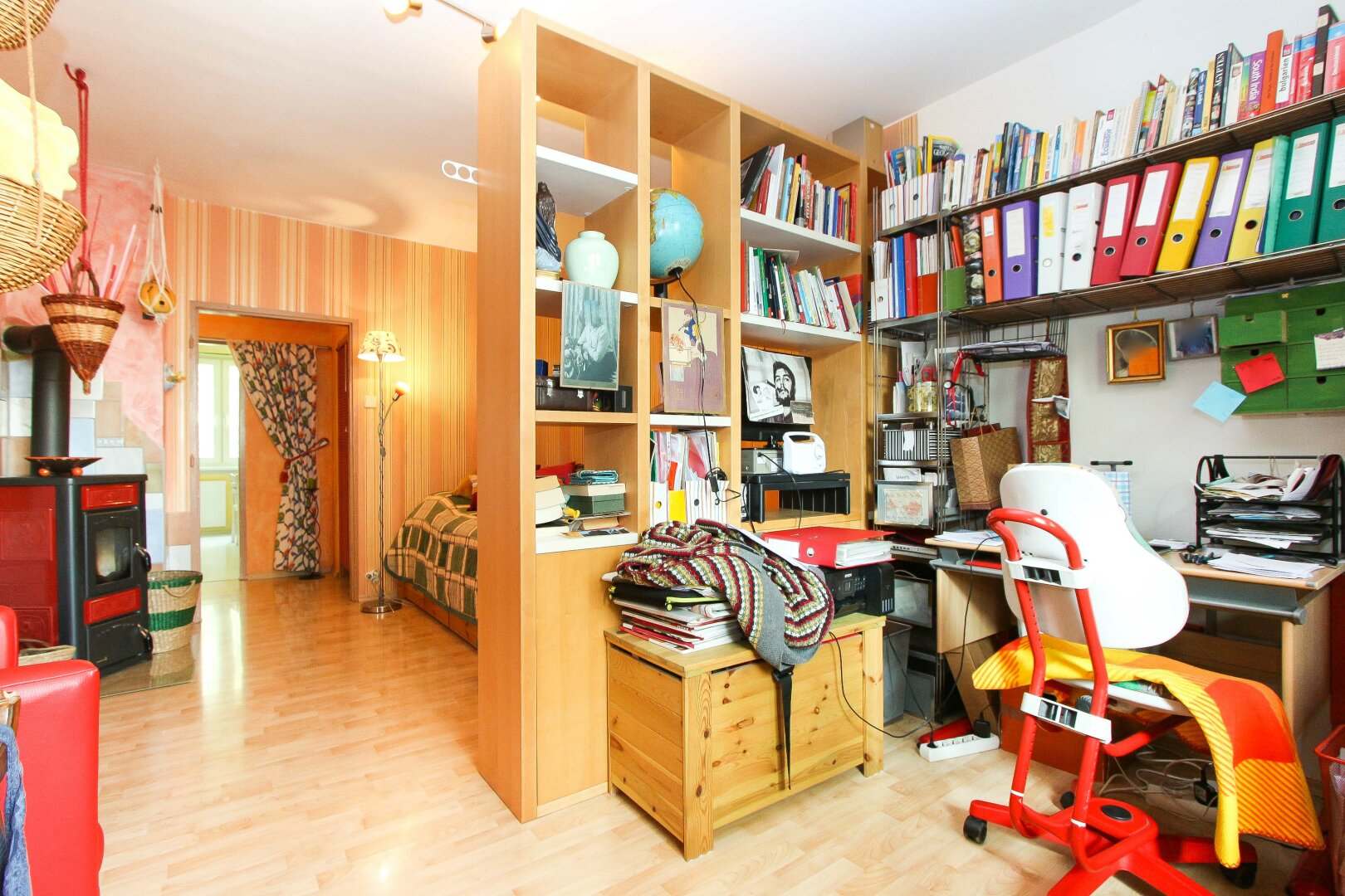 Zimmer - Arbeitsbereich