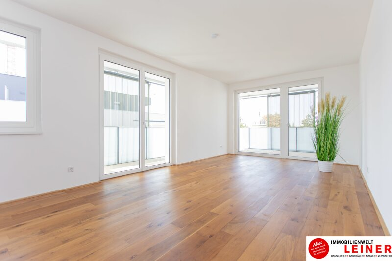 *UNBEFRISTET* Schwechat - 2 Zimmer Mietwohnung im Erstbezug mit Terrasse und Loggia Objekt_9424 Bild_431
