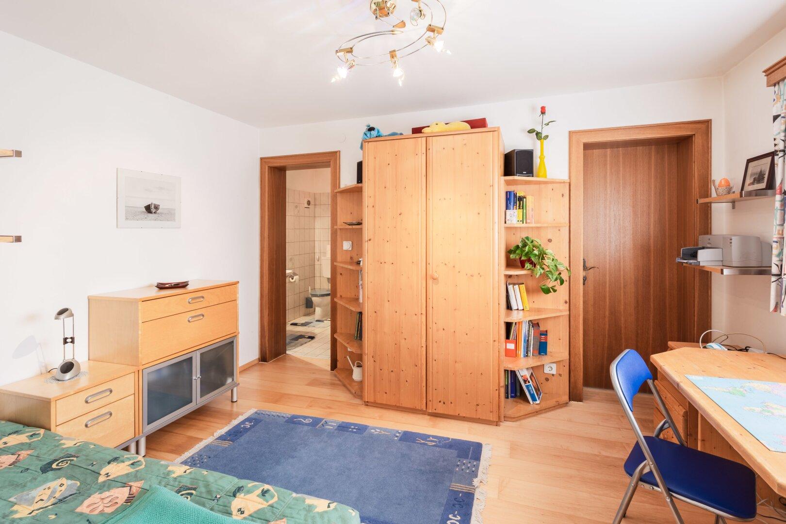 Kinder- bzw. Gästezimmer