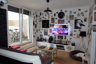 Ideale 2 Zimmer Garten Wohnung, Neubau