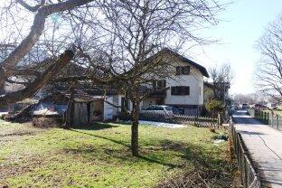 Hohenems: Älteres Haus mit zusätzlichem Baugrund, gesamt 1200m²