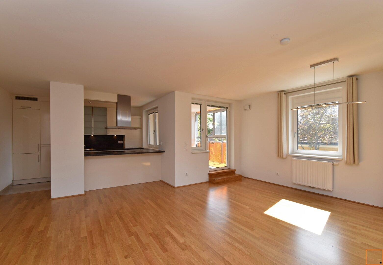 Wohnküche 42,71 m²
