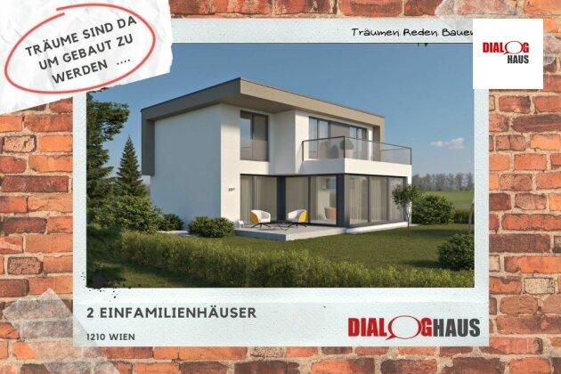 VERKAUFT !!! - Exklusiv und Modern - Einfamilienhaus in 1210 Wien