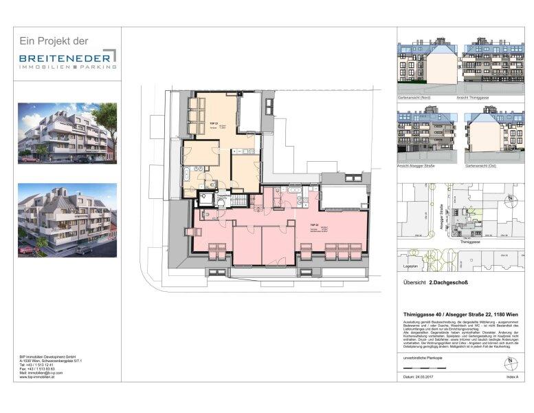 Thimiggasse 40 - Moderne Apartments in ruhiger Grünlage in Wien Gersthof /  / 1180Wien / Bild 8