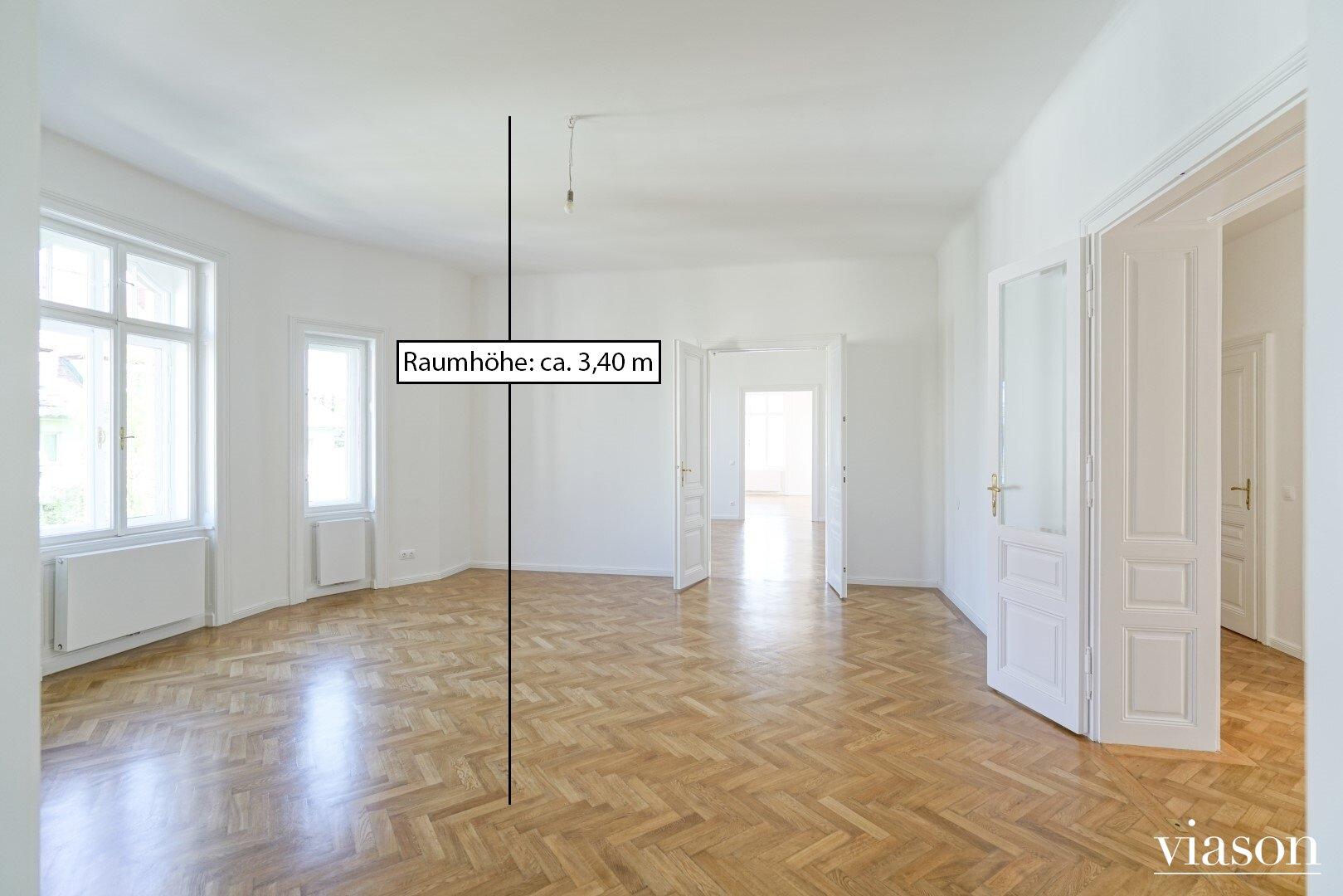 Raumhöhe