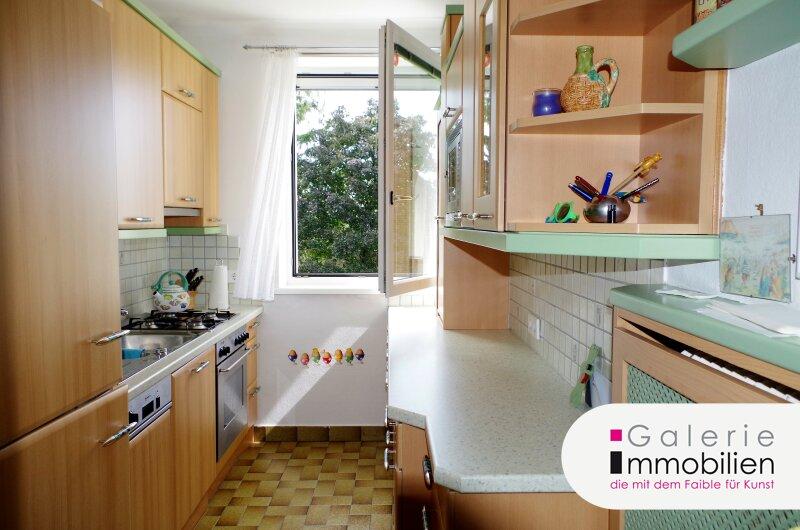 Großzügige 3-Zimmer-Wohnung mit Gemeinschaftsgarten - WG-geeignet Objekt_29040