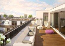 Sonniges Terrassen-Appartement