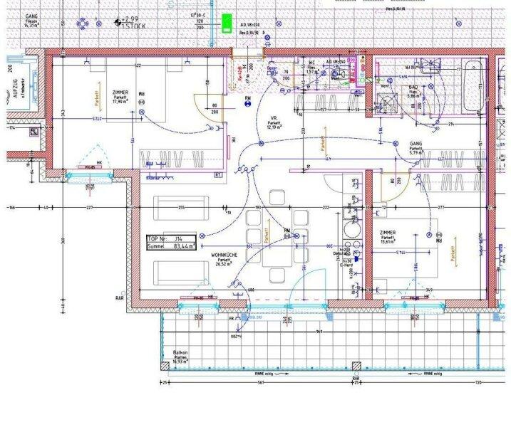 PROVISIONSFREIER ERSTBEZUG direkt vom Bauträger! Moderne 3-Zimmer-Wohnung in Korneuburger-Top-Lage inkl. KFZ-Stellplatz /  / 2100Korneuburg / Bild 17