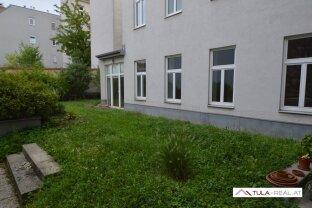 Großzügige 5-Zimmer-Altbau-Gartenwohnung | Nähe AKH | provisionsfrei