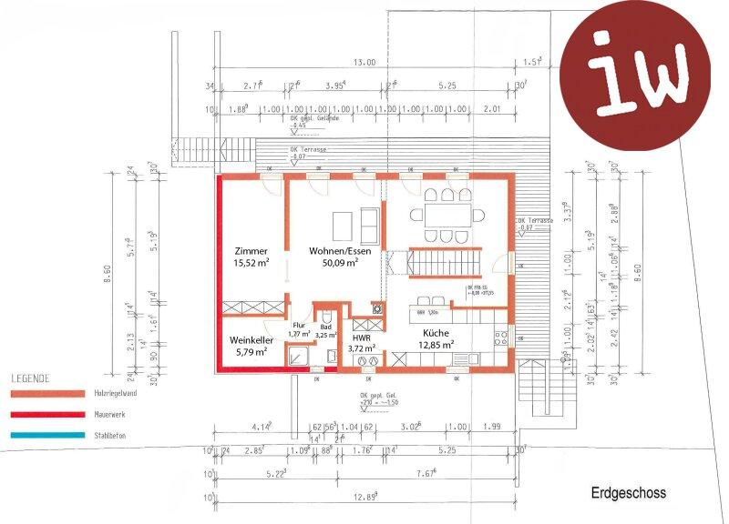 Geräumiges Einfamilienhaus in idyllischer 7.000 m² Grün-Lage mit Blick auf den Ölberg Objekt_377 Bild_89
