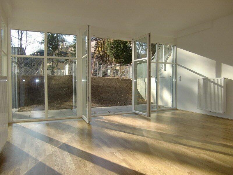 Gartenwohnung. Damit hat unser Architekt einen Traum wahr gemacht /  / 1230Wien / Bild 0