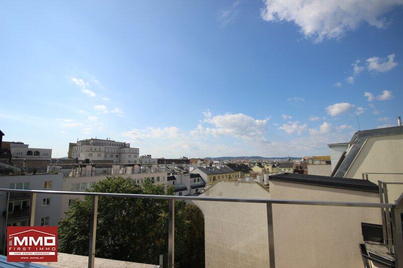 Extravagante Dachgeschoß-Maisonette mit 2 Terrassen! /  / 1050Wien / Bild 1