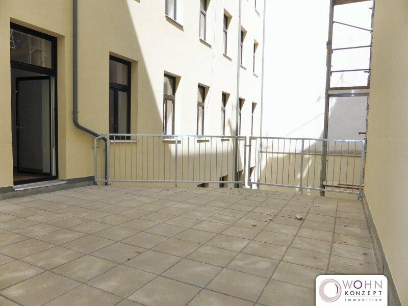 Unbefristeter 80m² Altbau + 34m² Terrasse in Ruhelage! /  / 1150Wien / Bild 4