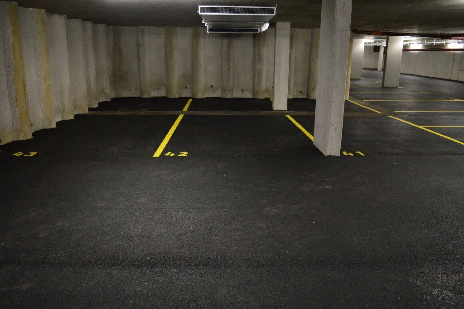 XL-Garagenplätze