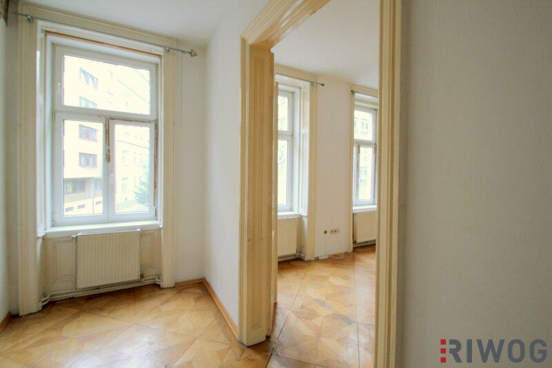 ++ 2 Zimmer bei WIEN MITTE ++ Wohnen mitten im Dritten ++ sanierungsbedürftige Altbauwohnung in absoluter Toplage /  / 1030Wien / Bild 7