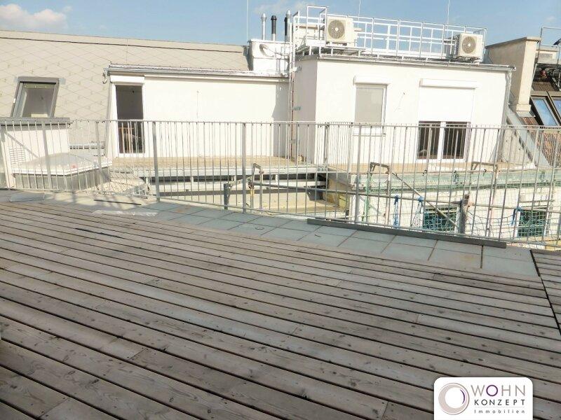 Erstbezug: 80m² Dachmaisonette + 23m² Terrasse mit Einbauküche - 1090 Wien /  / 1090Wien / Bild 3
