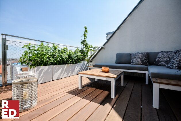 WS5 - Moderne Dachwohnungen in Wien Leopoldstadt