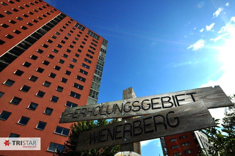 NEU+++Atemberaubende Blick auf Wien++Wienerberg City++ 3 bzw. 4-Zimmerwohnung mit Südseitige Loggia++Fitness & Wellnessbereich direkt im Haus++ /  / 1100Wien / Bild 4