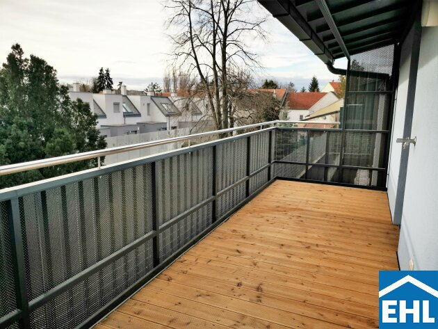 ERSTBEZUG: 2-Zimmerwohnung mit Balkon