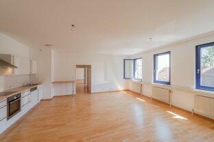 **unbefristet** helle 3-Zimmer-Neubauwohnung in der Waidhausenstraße