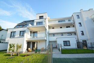 Luxus pur in Strebersdorf - Dachgeschoß-Wohnung zzgl. 2 Terrassen im provisionsfreier Erstbezug