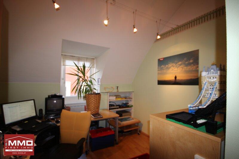 Schöne und gepflegte 3 Zimmer DG-Wohnung mit großer SW-Terrasse und Grünblick! /  / 1230Wien / Bild 6
