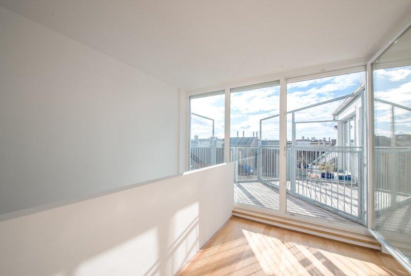 ++NEU++ Hochwertiger 3-Zimmer DG-ERSTBEZUG mit Terrasse, Ausblick! **VIDEOBESICHTIGUNG** /  / 1200Wien / Bild 9