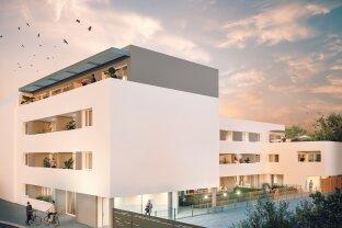 Wohnprojekt Wels-Neustadt, Erdgeschoßwohnung TOP A3