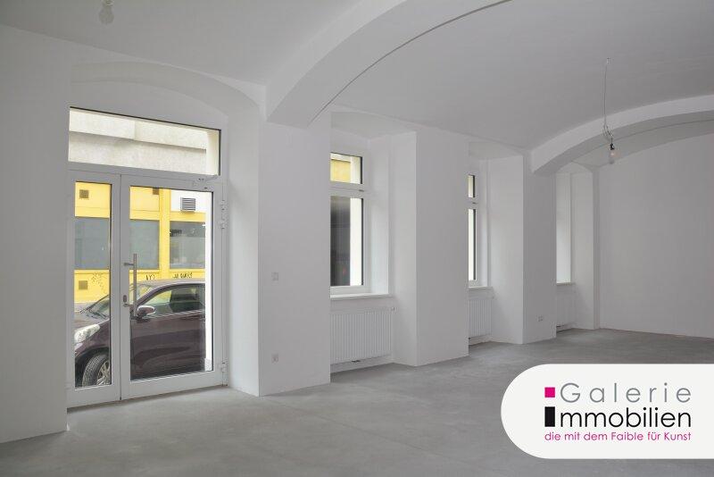 U4 Kettenbrückengasse - Wunderschönes saniertes Geschäftslokal/Büro/Atelier Objekt_33853