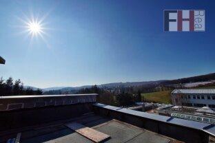 ERFOLGREICH VERMITTELT! Provisionsfreier Erstbezug! Schöne 3 Zimmer-Wohnung im Eigentum, herrliche 100m² Dachterrasse, Fernblick, schlüsselfertig!