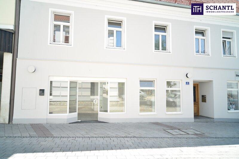 Mit Sicherheit eine Investition wert: Zinshaus mit über 5% + Potenzial im Zentrum von 8200 Gleisdorf!