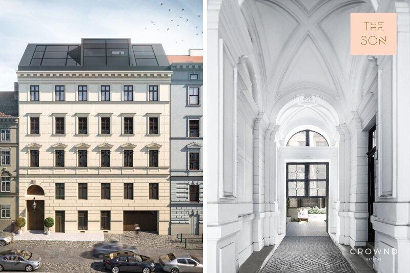 Eigentumswohnung, Trautsongasse 8, 1080, Wien
