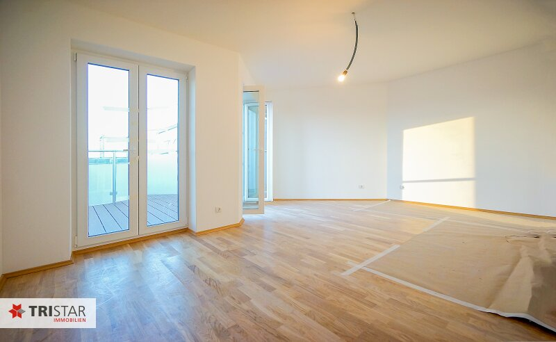 NEU! ++ ERSTBEZUG !!! Dachterrassenwohnung mit 360 Grad Wienblick !!! Terrasse+ Dachterrasse!!! 4 Auto Stellplätze (Top 62) ++ /  / 1100Wien / Bild 8